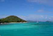 ilot des Tobago Cays