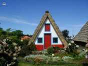 premières maison des Portugais à Madère