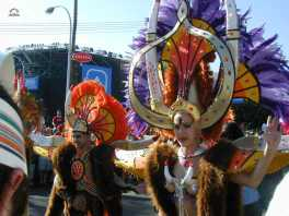 Carnaval � Santa Cruz de Tenerife Canaries